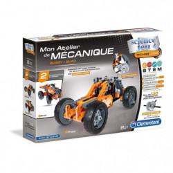 CLEMENTONI Mon Atelier de Mécanique - Buggy & Quad