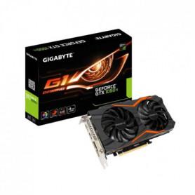 Gigabyte Carte graphique GeForce GTX 1050 Ti G1 Gaming