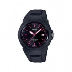 CASIO Montre Collection noire LX-610-1A2VEF - Bracelet résin