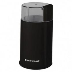TECHWOOD TMC-886 Moulin à café électrique - Noir