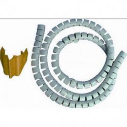 VOLTMAN Kit Range câbles  - Gris