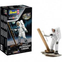 """REVELL Maquette Espace Apollo 11 """"Astronaute sur la lune"""" 03"""
