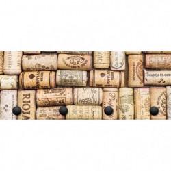 DECO TOWEL Porte torchons gourmandises 20x50 cm 72603