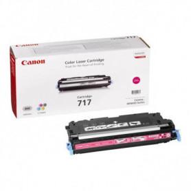 CANON Pack de 1 cartouche de toner - 717 - Magenta