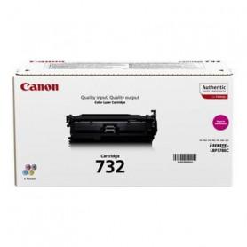 CANON 1 cartouche de toner -  732-M   - Magenta