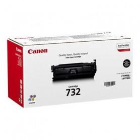 CANON Pack de 1 cartouche de toner - 732-BK - Noir
