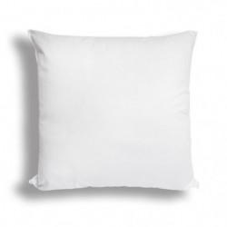 SOLEIL D'OCRE Oreiller CONFORT Anti-Acariens 40x40 cm blanc