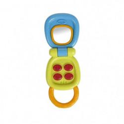 BRIGHT STARTS Jouet Téléphone My Little Flip Phone