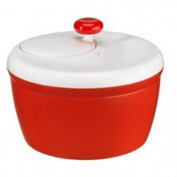 MOULINEX CLASSIC Essoreuse à salade K1000114 rouge et blanc
