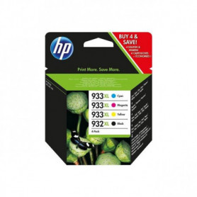 Pack cartouches HP 932XL/933XL - Noir