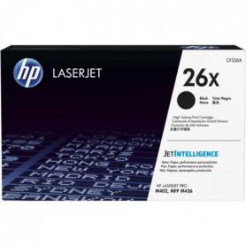 HP 26X Toner Noir authentique grande capacité