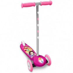 DISNEY PRINCESSES Trottinette Steering Twist 3 Roues