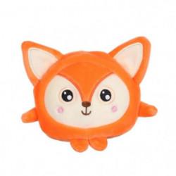 "GIPSY TOYS Squishimals 10 cm renard orange ""Rusty"""