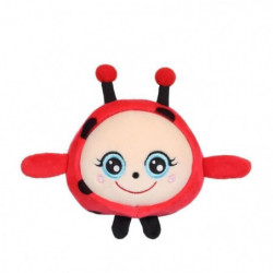 "GIPSY TOYS Squishimals 10 cm coccinelle rouge ""Dotty"""