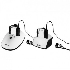Pack 2 casques TV GEEMARC CL7350 OptiClip