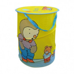 Fun House T'choupi sac a linge pop up pour enfant
