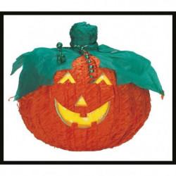 AMSCAN Pinata Citrouille - Orange et vert