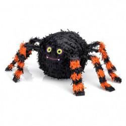 AMSCAN Pinata Araignée Halloween - Noir et orange