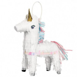 DECORATION MINIATURE EN CORNE DE LICORNE