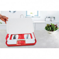 KITCHEN COOK Mandoline - Rouge