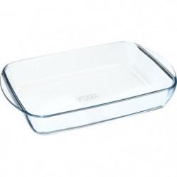PYREX - ESSENTIALS - Plat a lasagnes en verre 35x23 cm