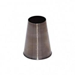 DE BUYER Douille unie - Inox - Diametre : 22 mm