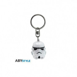 Porte-clés 3D Star Wars - Trooper - ABYstyle