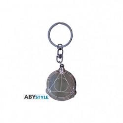 Porte-clés Harry Potter - Reliques de la mort - ABYstyle