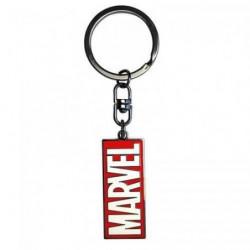 Porte-clés Marvel - Logo Marvel  - ABYstyle