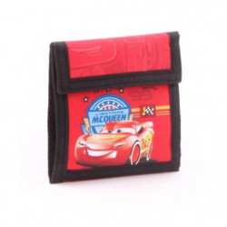 CARS 3 Porte-monnaie - 10cm - Rouge