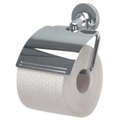 SPIRELLA Porte-papier WC avec couvercle Sydney - 13cm - Chro