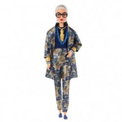 BARBIE - Barbie Stylisée par Iris Apfel - Print - Poupée Man