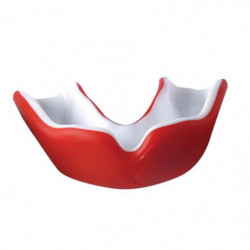 GILBERT Protege-dents Virtuo - Homme - Rouge et blanc