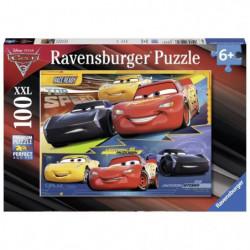 CARS Puzzle 100 Pcs Duel de Champions - Disney