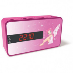 BIGBEN RR15FAIRY Radio Réveil - Décor fairy