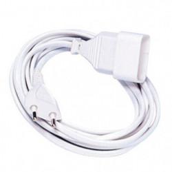 EXPERT LINE Rallonge électrique 3 m 6A 2x0,75 mm²