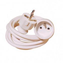TEC HIT Rallonge électrique 16 A 5x1,5 mm² longueur 5 m