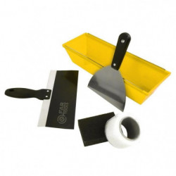 FARTOOLS Kit a enduire du plaquiste