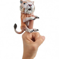 FINGERLINGS Untamed Tigre Bonesaw - Robot intéractif