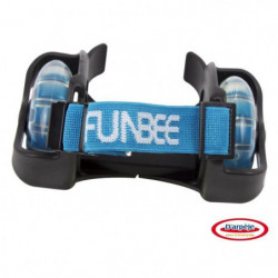 FUNBEE Roulettes Flashing wheels + DEEE Bleu