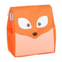 BAZOO - Sac Picnic 2 Compartiments Maternelle Fox - Mixte
