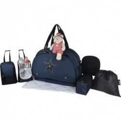Baby on board- sac a langer - week end team moonlight - sac