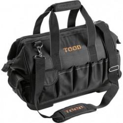 TOOD Sac porte outils 40 cm avec poches et fond rigid