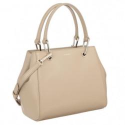 DKNY Sac bowling R461010302 GREENWICH beige Femme