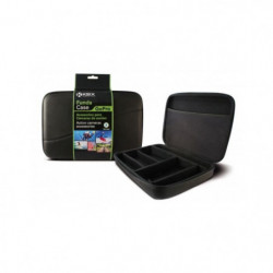 KSIX BXGOBAG01 Sac aventure - GM (300x200x60mm) - Noir