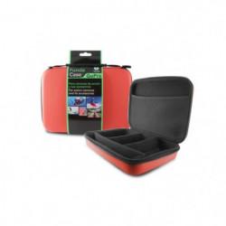 KSIX BXGOBAG02RJ Sac aventure - PM (250x180x70mm) - Rouge