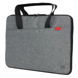Mobilis Sacoche - Trendy Sleeve - 14'' - Gris