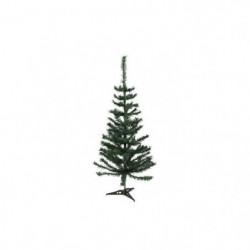 Sapin de Noël artificiel - H 60cm - 60 branches - Vert color
