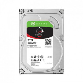 """Seagate NAS HDD Iron Wolf 3To 3,5""""  ST3000VN007"""