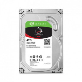 """SEAGATE NAS HDD Iron Wolf 4To 3,5"""" - ST4000VN008"""